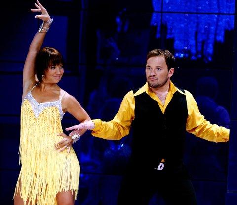 Fikk mersmak: Mikkel Gaup var selv med i «Skal vi danse» og er på veien med et eget konsept «Må vi danse». arkivbilde