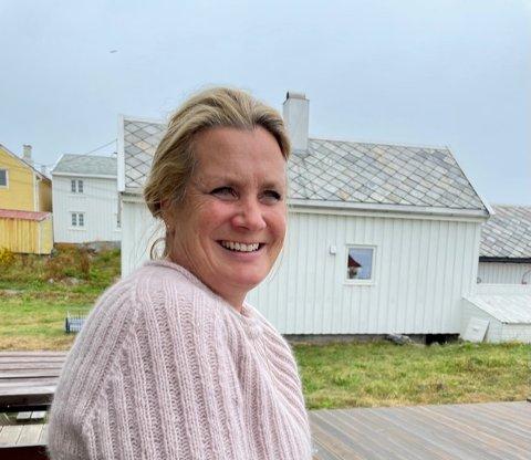 LEDER: Lene Tekfeldt Hansen (49) begynner som leder av Familiens Hus 1. desember.