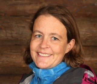 INNSTILT: Elisabeth Gjems (46) fra Åmot kan bli den første kvinnelige lederen i Hedmark Bondelag.
