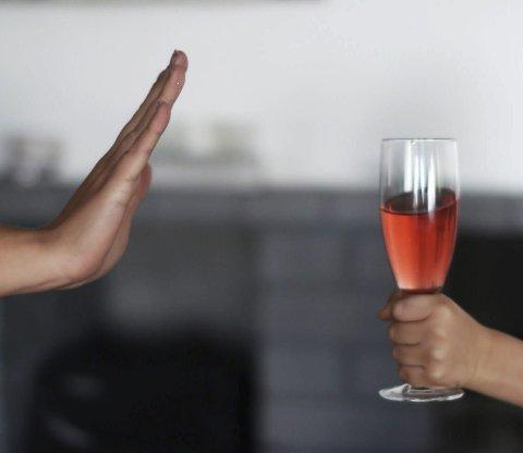 SLITER MED Å SI NEI TAKK: Vinmonopolet er bekymret for studenters alkoholinntak.