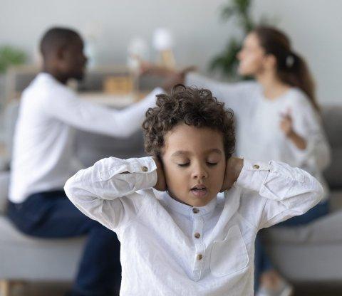 Å være skilsmissebarn kan være ekstra krevende i disse koronatider. Illustrasjonsfoto: Colourbox