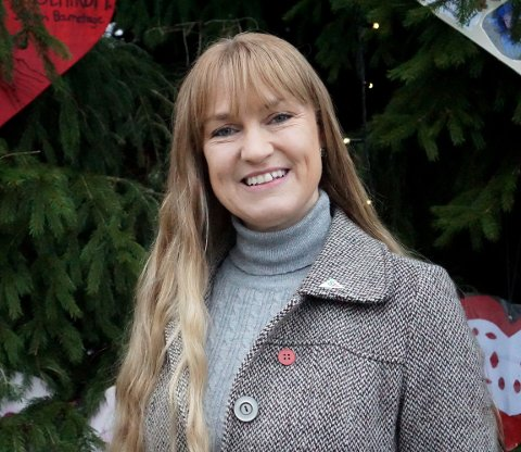 Grete Wold. Fylkestingsrepresentant og fylkesleder SV.