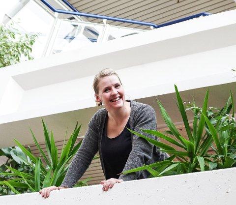 FIKK DRØMMEJOBBEN: Siri Beate Fossum har takket ja til det hun mener er drømmejobben, leder av Tynset kulturhus.