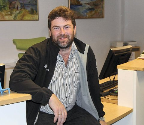Bjørn Arne Mjåseth (Venstre) stilte på sisteplass på Venstre si liste. Han klatra 22 plassar på lista, og er no inne som fast medlem i kommunestyret. Bildet er frå sist val, då Mjåseth var ordførarkandidat.
