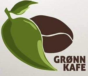 EGEN LOGO: Josephine Kjelsrud og Marit Bye Gjermshus har laget denne logoen som gjenkjennelseseffekt for det nye kafé-tiltaket.