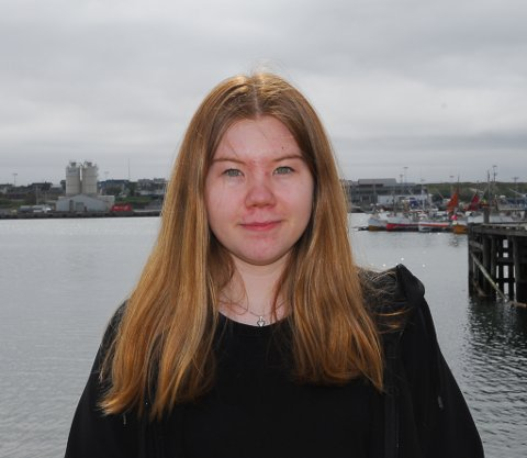 BARE HJERTESAKER: Da Viktoria Brochmann ble engasjert i Natur og ungdom, opplevde hun raskt at hun var på rett sted. Alle sakene ble til en hjertesak, sier hun.