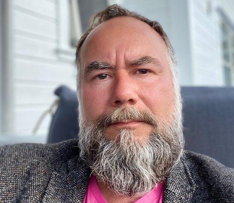NY START: Bård Andreassen blir fra neste måned en del av kullet Menn i Helse 2021. –Jeg gleder meg, sier 55-åringen.