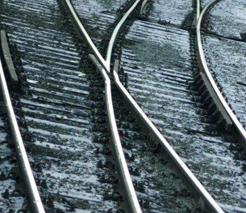 Flere tror at Ringeriksbanen aldri kommer.