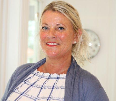KLAR FOR NYE UTFORDRINGER: Anja Kløvstad håper at søknaden hennes som er lagt ut åpent i sosiale medier gir henne napp i veien mot en jobb innen kantine eller matlaging.