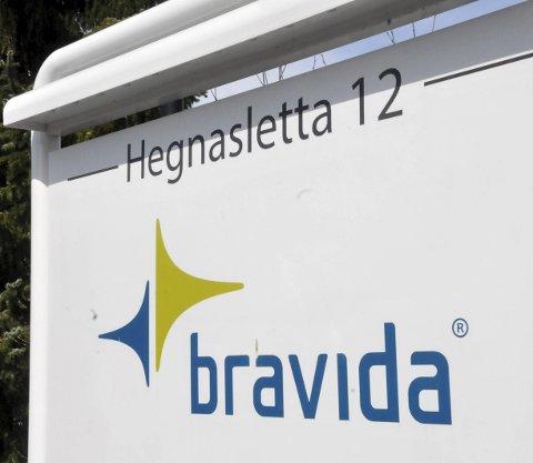 I Sandefjord: Det er flere ulike avdelinger fra Bravida i Sandefjord. Blant annet holder Bravida Energy Sandefjord til i lokaler på Hegnasletta 12. Foto: Sigurd Øie