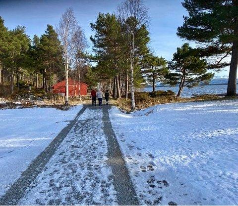 NYE TURMULIGHETER: Stikk UT! lanserer vinterfotturer fra kommende sesong.