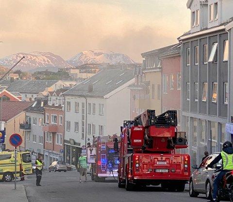 En mann er dømt til tvunget psykisk helsevern etter å ha tent på sin egen madrass i et leilighetsbygg i Hauggata. Retten mente dette satte flere i bygget i stor fare.