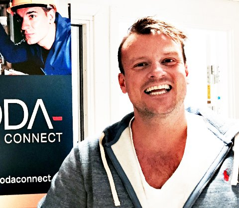 Ny daglig leder: Aksel Sæsbøe er ny daglig leder i Bjørbekbygget AS.