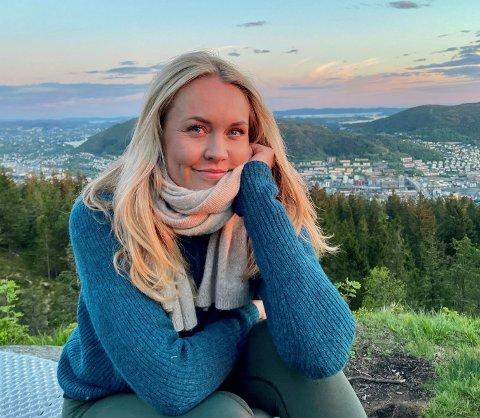 TI ÅR ETTER: Malene Indrebø-Langlo skulle til Utøya den gongen for ti år sidan. Men ein kjæreste og ein festival endra dei planane.