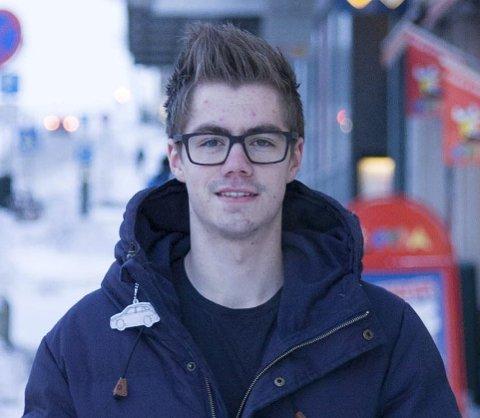 Thomas Nilsen er en av flere som skal synge solo. Foto: Jan Erik Teigen