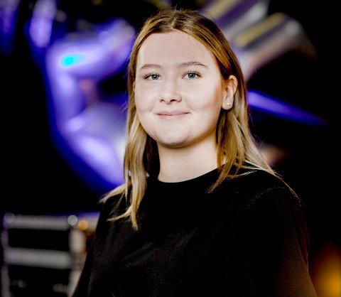 Maria Petre Brandal (20) begeistret mentorene - og ikke minst folk i Horten - med sin opptreden på The Voice fredag kveld.
