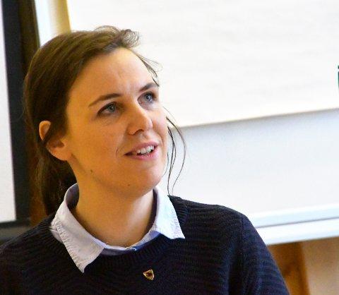 FELLES FORMANNSKAP: Astrid Skomakerstuen Ruste, ordfører i Dovre, sier politikerne stiller seg bak rådet fra administrasjonene i Lesja og Dovre.
