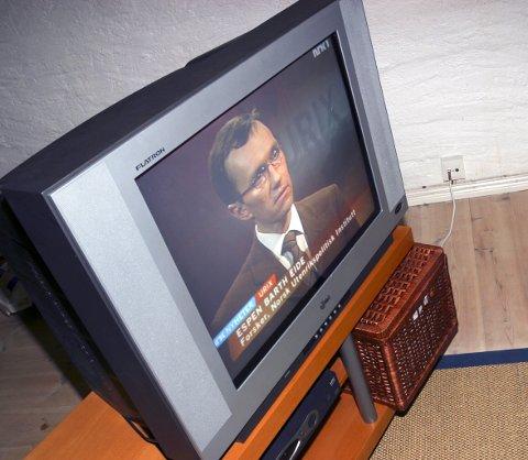 DISSE SLIPPER UNNA: TV-lisensen skal heretter knyttes til person, ikke den enkelte husholdning, institusjon, skole, kommune eller bedrift.
