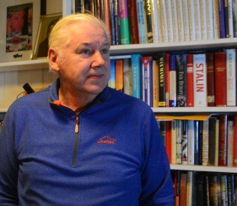Arnfinn Hay mener sitt om fiskeripolitikken under både denne og tidligere regjeringer.