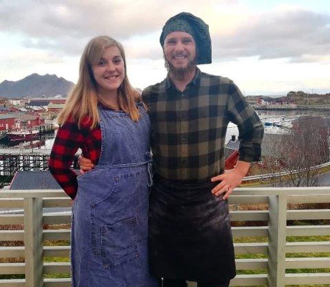 For italienske Chiara og Simone var mat et naturlig valg da de skulle starte egen bedrift i Norge.