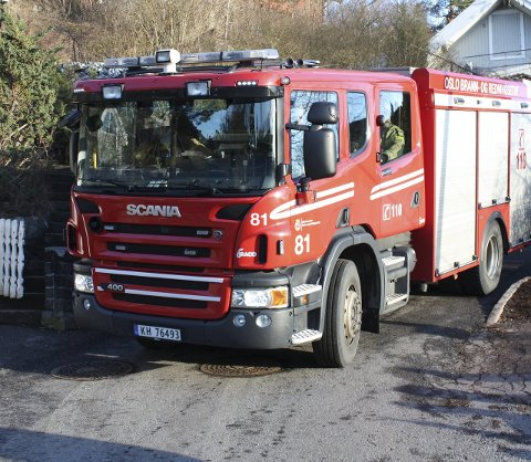 ENKLERE: Brannbilene skal ikke  lenger stoppes av klosser.