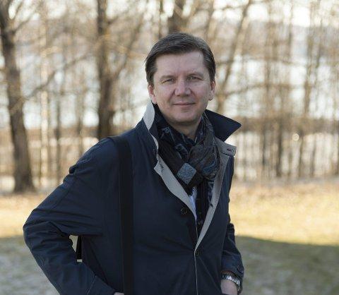 NY JOBB: Direktør i Innovasjon Norge, Christian Hedløv Engh, ser fram til å starter i ny job i Nord-Aurdal. (Arkivbilde)
