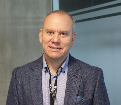 Niels Peter Østbø,Førsteamanuensis ved NTNU i Gjøvik