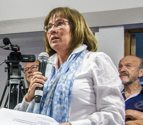 Informerte ikke: Kommunalsjef Karen Kaasa orienterte ikke politikerne om saken før mandag, flere måneder etter at dødsfallet fant sted. Arkivfoto