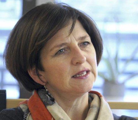 Eli Gunhild By er forbundsleder.