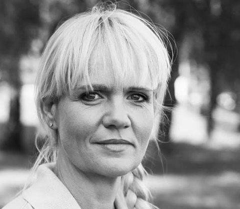 Kristin surlien: er gruppeleder for Svelvik Høyre i kommunestyret.