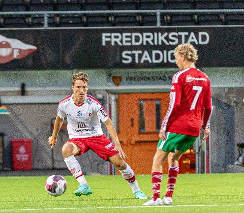 Jakob Lindström nærmer seg god, gammel form. Nå starter han mot Sogndal søndag.