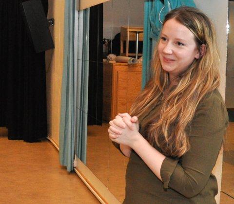 UKM-LEDER: Fylkeskontakt Karoline Tandberg i Finnmark.