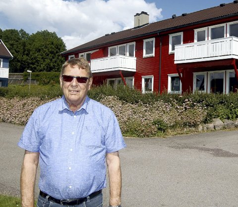 SAMARBEIDER: – Vi har et samarbeid med Røde Kors og Holmestrand kommune om integrering av personer med minoritetsbakgrunn, forteller Ulf Sundling, leder i Holmestrand Idrettsforening. ARKIVFOTO: JARLSBERG