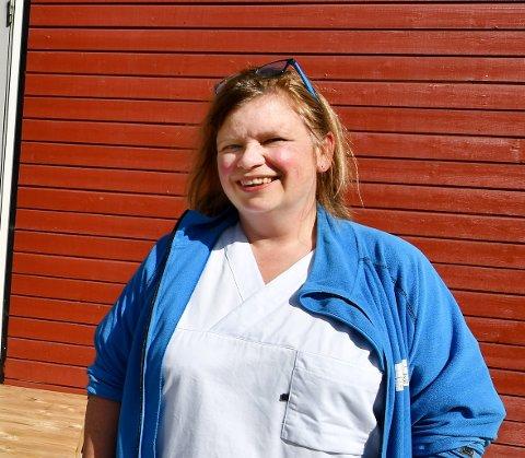 Therese Renaa er smittevernlege og kommunelege i Sel kommune.