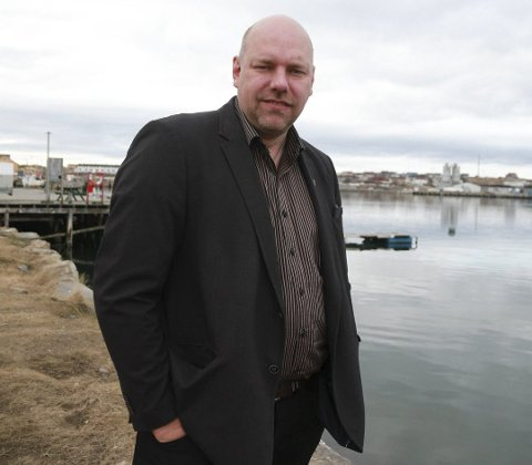 Ordfører i Vadsø, Hans-Jacob Bønå synes ikke det er bra at Miljøpartileder Farid Shariati er tatt for hasjrøyking, men understreker at dette ble gjort under private forhold.