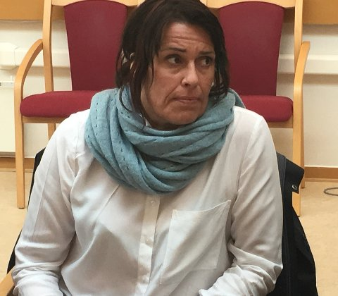 SKEPTISK: Mona Skanke (Ap) og Porsanger kommune vil ha oppdrettsfri fjord.