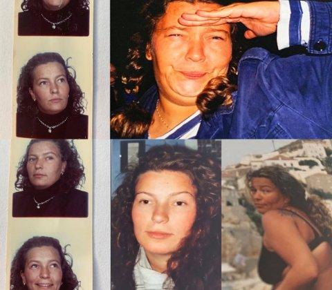Marion Frantzen i 20- til 25-årsalderen: Levende, optimistisk, framoverlent og sprek.