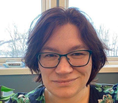 Monja Therese Robertsen Lian er lærer ved Eltoft Montessoriskole.