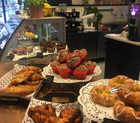 SNART HISTORIE: Snart vil ikke kundene lenger kunne få disse godsakene på Café Miðgard.
