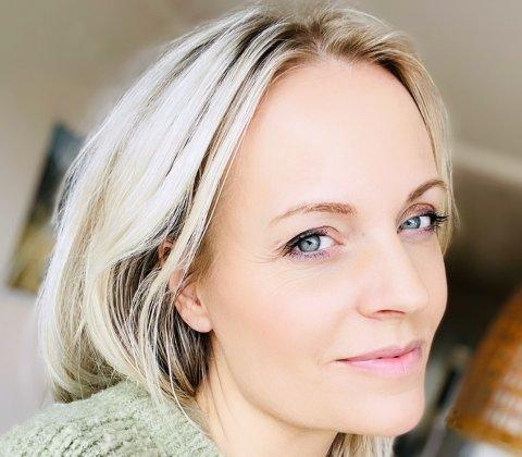 VIL GLEDE: Stine Marie Lykke (36) synes varmen fra Slemmestad-samfunnet har vært utrolig rørende.