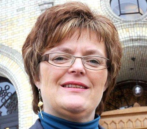 Stortingsrepresentant Heidi Greni