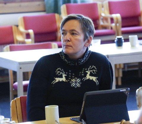 RØROS-POLITIKER: Guri Heggem (Sp).