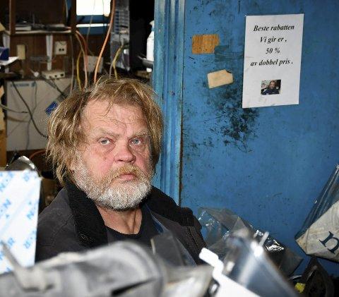 KONK OG TVIST: Leif Arne Rolfstad er talsperson for GBL Bildeler.