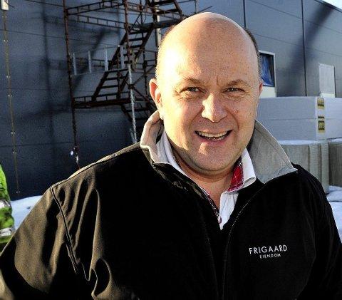 Terje Nicolaysen har jobbet i Frigaard i mer enn 10 år. Nå søker han andre utfordringer.