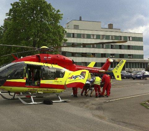 ENDRING: Avvikling av Hamar sykehus blir spydspiss for viktige endringer i Sykehuset Innlandet.