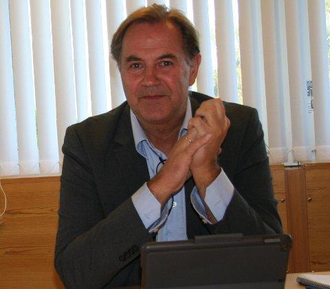 REAGERER: – Nå er det på tide med affære, mener Johannes Kringlebotten, gruppeleder i Etne Frp.