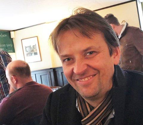 BØRSENS BAKER: Arild Christoffersen har gjort det bra både som investor og som günder av Kransekakebakeren AS. Nå tror han på kraftig opptur i en av aksjene på Oslo Børs.