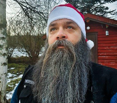 Ove Lunde Midtgård, visepresident Skjeggmenn Norge
