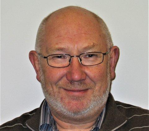 DØDE 23. MARS: Martin Davidsen (72) var med på etableringen av Tromsø-selskapet i 1978.