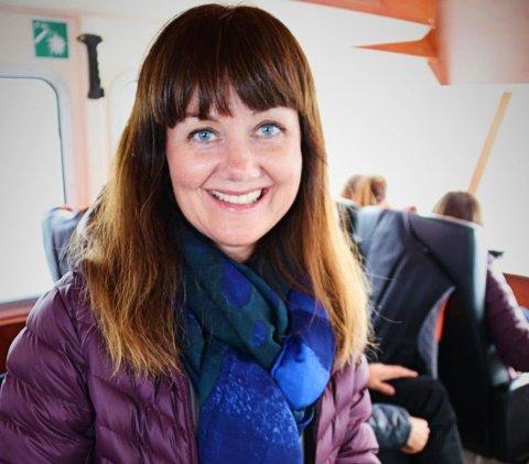 TOPPLEDER: Vibecke Bondø skal lede Salmonor etter at fusjonen med NTS-datter Midt-Norsk Havbruk er gjennomført.